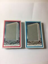 "VINTAGE ""ONE M&T PLAZA"" BUFFALO NY  PLAYING CARDS"