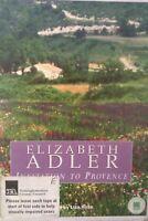 Invitation to Provence: Elizabeth Adler: Unabridged Cassette Narr Liza Ross