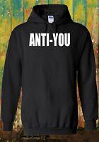 Ant-You Retro Hipster Funny Cool Men Women Unisex Top Sweatshirt Hoodie 777