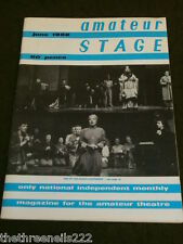 AMATEUR STAGE - INN OF THE EIGHT HAPINESS - JUNE 1982