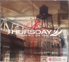 Thursday - War All the Time (Fold Out Card Cover) (CD 2003)