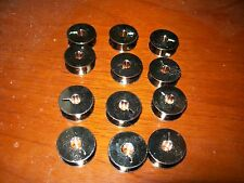 12 Bobbins for PFAFF 335.part No 9033