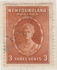 (R4-48)1932 newfound land 8 stamp mix 2c to10c ow211-27