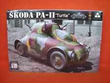 Takom ® 2024 Skoda PA-II Turtle 1:35