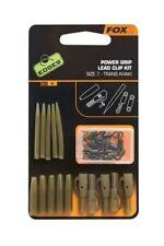 Fox Edges Power Grip Lead Clip Kit Size 7