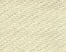 "Duck Roc-Lon Unbleached 6oz 45/47"" Wide  100% Cotton Sold by the Yard"