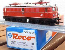Roco 63576 e-Lok Rh 1141 015-6 ÖBB ep.4/5, DCC-digital con Digital-acoplamientos, embalaje original