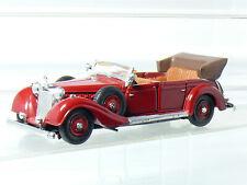 Franklin Mint Voiture Ancienne Mercedes Benz Cabriolet Maquette de Voiture 1:43