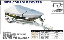 Side Console Trailerable Boat Cover - 4.5 - 4.7m Length. OCEANSOUTH