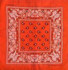 Paisley Bandana Cotton Head Scarf band Dog Neck Tie Wrist Wrap UK