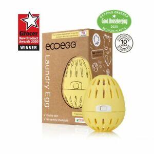 Ecoegg Laundry Egg - Fragrance Free - 70 Washes - Inc. Laundry Egg & Pellets