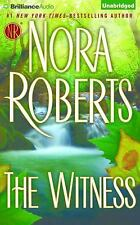 The Witness by Sandra Brown and Nora Roberts (2014, CD, Unabridged)