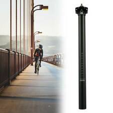 Seat Post Saddle Alloy Suspension Tube 30.9 400mm MTB Road Mountain Bike Bicycle