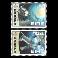 Ireland 1991 - EUROPA Stamps - European Aerospace Space - Sc 832/3 MNH