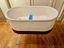 New listing  Happiest Baby Snoo Smart Sleeper Bassinet - Excellent Condition
