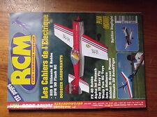 $$1 Revue RCM N°303 PLan encarte Spitfire Dogfight  carburants  FX 40  Alpha Jet