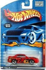 2000 Hot Wheels #34 Kung Fu Force '99 Mustang '01 crd