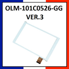 VITRE TACTILE BLANCHE TABLETTE QILIVE MY16QF2 OLM-101C0526-GG VER.3