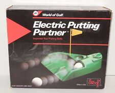 World Of Golf Electronic Putting Partner kick back Automatic Return putting cup