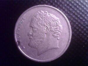 GREECE   10   DRACHMAI    1976   OCT26