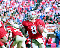 STEVE YOUNG Photo Picture SAN FRANCISCO 49ers Football Print 8x10 or 11x14 (SY3)