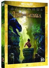 IL LIBRO DELLA GIUNGLA 3D (BLU-RAY 3D + 2D) DEFINIZIONE HD DISNEY PICTURES