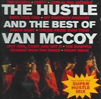 VAN MCCOY - THE HUSTLE AND THE BEST OF VAN MCCOY NEW CD