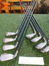 New listing Distance Master iron set graphite stiff