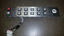 Wms BlueBird Upright Button Panel