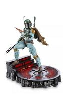 Disney Star Wars Boba Fett Limited Edition Figurine Statue Sold Out
