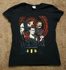 Fright Crate Evil Dead Horror Women's T-Shirt Size M