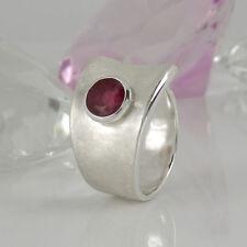Markenlose gefüllte Ringe mit echten Edelsteinen für Damen