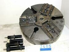 Forkardt 3 KTN 315mm 3 Jaw Power Chuck (2405)