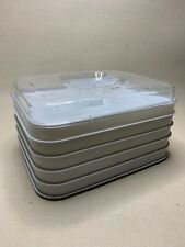 Dehydrator Food Trays 5pcs + Lid And Liners Only For Hamilton Beach 32100