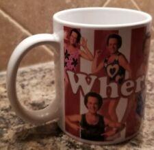 New listing Richard Simmons Wheres Richard mug mystery sweating to the oldies
