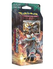 Pokemon Sun & Moon Guardians Rising SOLGALEO: STEEL SUN Theme Deck