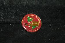 Masonic Shriners Kerbela 2004 Potentate Ray Skiles Enamel Pin