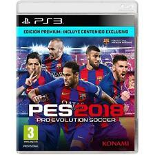 Videojuegos de deportes Pro Evolution Soccer PAL