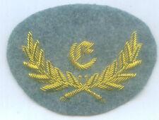 Civil War Csa South Confederate Uniform Engineer Corps Hat Cap Badge Patch Army