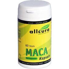 Maca gélules 500 mg - 60 pièces - PZN 744485