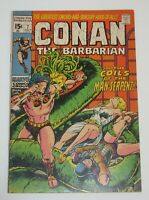 Conan the Barbarian #7 1st Appearance of Set 1977 Marvel Comics