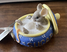 Charming Tails Figurine - You Couldn't Be Sweeter 89/625
