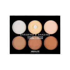 Absolute Strobing & Shading Highlight & Contour - Light to Medium (3 Pack)