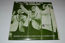 The Four Flats In Concert~McGrath Sports Complex~Newberg, Oregon~FAST SHIPPING