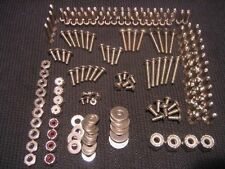 ProRally 4WD RTR Stainless Steel Hex Head Screw Kit 175+ pc Team Associated NEW