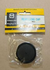 * Copriobiettivo posteriore per Nikon * REAR LENS CAP