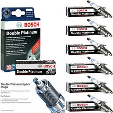 6X Bosch OE Fine Wire Platinum Spark Plugs Chevy Malabu Impala Monte Carlo V6