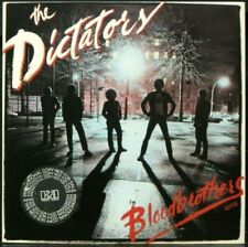 THE DICTATORS Bloodbrothers NM Unplayed 1978 1st press blue label Promo Punk LP