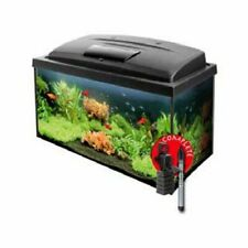 Aquael Leddy Set 40 Aquarium Équipé 25L - Noir, 40 x 25 x 25cm (113264)