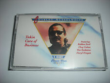 CHARLEY MUSSELWHITE - TAKIN' CARE OF BUSINESS - CASSETTE